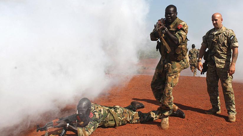 """Presidente de Sudán: """"EE.UU. quiere dividir nuestro país en cinco Estados"""""""