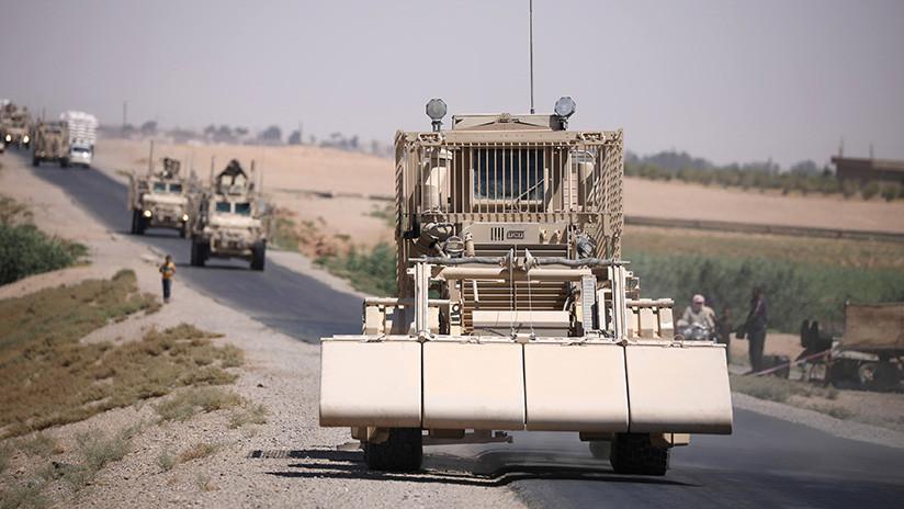 'Errores' de cálculo: el número real de soldados de EE.UU. en Siria cuadruplica la cifra oficial