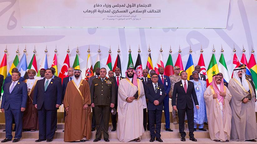 La 'OTAN árabe' se reúne por primera vez para coordinar su lucha contra el terrorismo