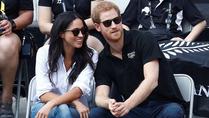 El príncipe Enrique de Gales se casará con la actriz Meghan Markle