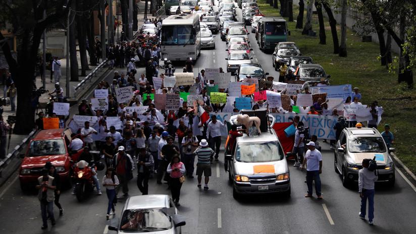 810 dólares: La 'ayuda' del Gobierno de México a quienes perdieron todo en el terremoto