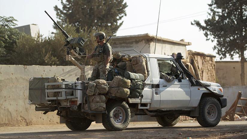 Rusia: EE.UU. aísla a más de 50.000 personas al cerrar el área alrededor de su base en Siria