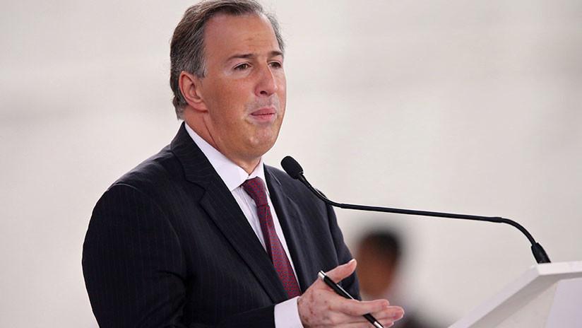 Renuncia el secretario de Hacienda de México
