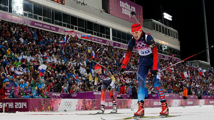 El COI anula los resultados de cinco deportistas rusos en Sochi 2014