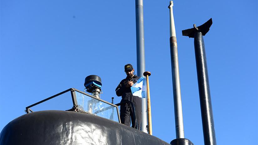 Revelan el último mensaje recibido del desaparecido submarino ARA San Juan