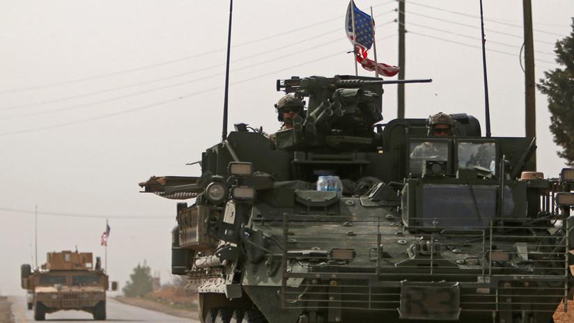 Aumenta el contingente militar de EE.UU. en Siria