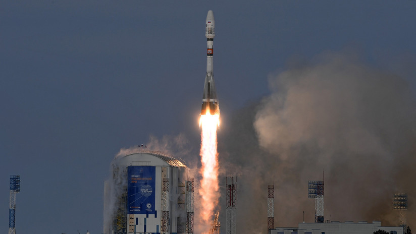 Satélite ruso lanzado hoy no llegó a su órbita prevista