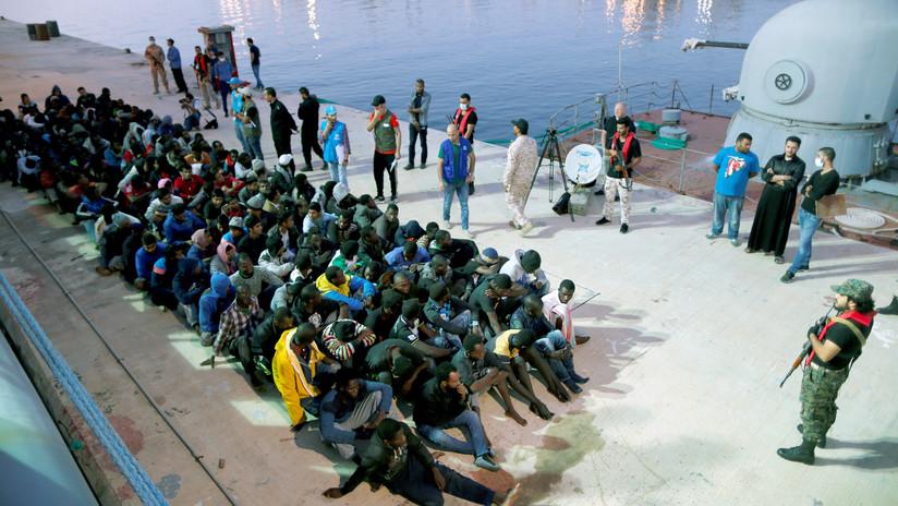 """Indignación y condena por la venta de esclavos: Libia, tras la intervención """"humanitaria"""""""