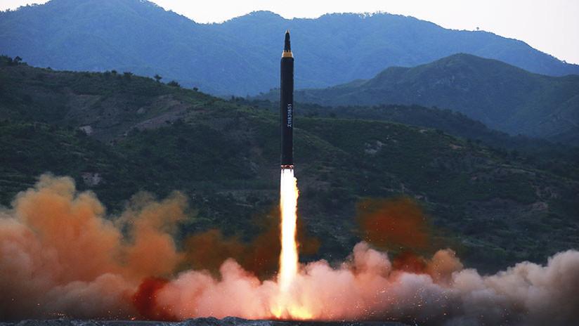China expresa su profunda preocupación por la prueba de misil balístico de Corea del Norte
