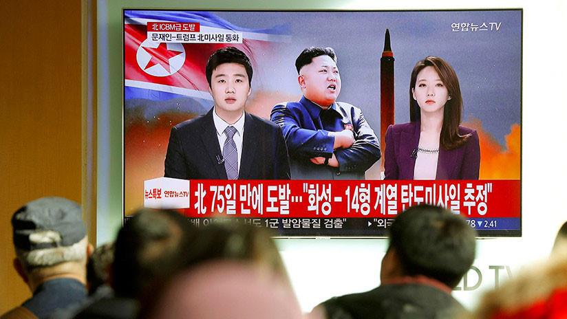 Corea del Norte afirma haber utilizado un nuevo vehículo de lanzamiento en la última prueba