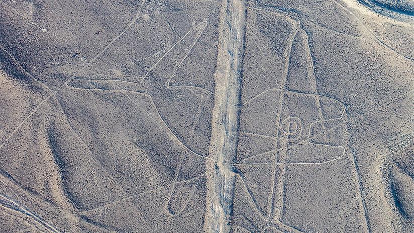 """Perú: Recuperan uno de los geoglifos """"más enigmáticos y antiguos"""", desaparecido por años (FOTO)"""