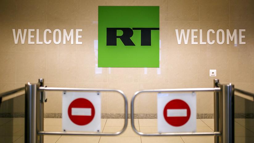 El Congreso de EE.UU. insta a RT America a devolver las acreditaciones para cubrir sus sesiones