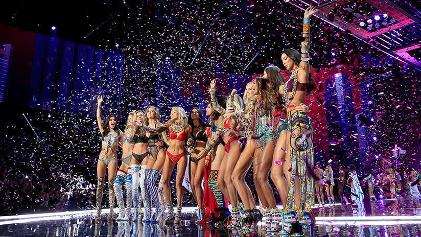VIDEO: 'Angelitas' de Victoria's Secret lo pasan bien cantando y las acusan de racismo