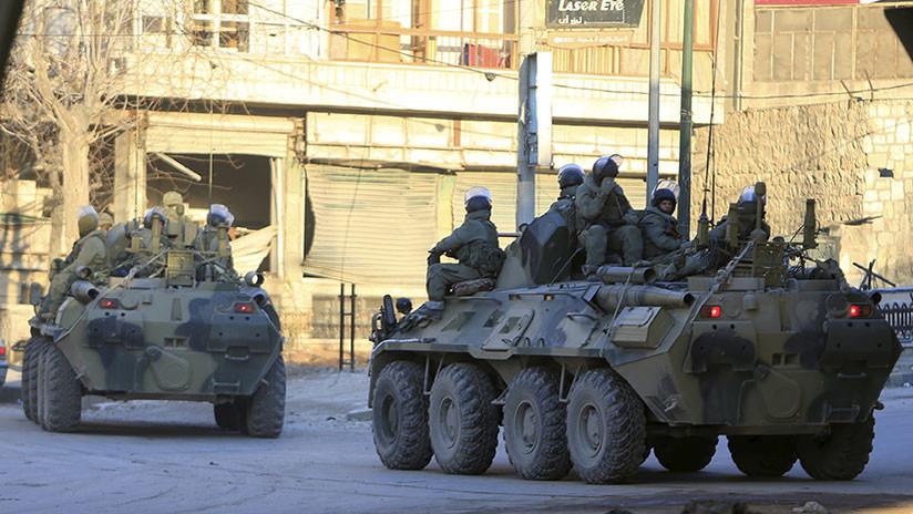 Rusia se prepara para reducir su presencia militar en Siria