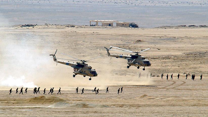 Rusia empieza negociaciones con Egipto sobre el uso de sus bases aéreas militares