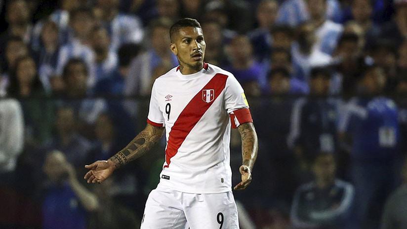 La FIFA decide el destino del futbolista peruano Paolo Guerrero