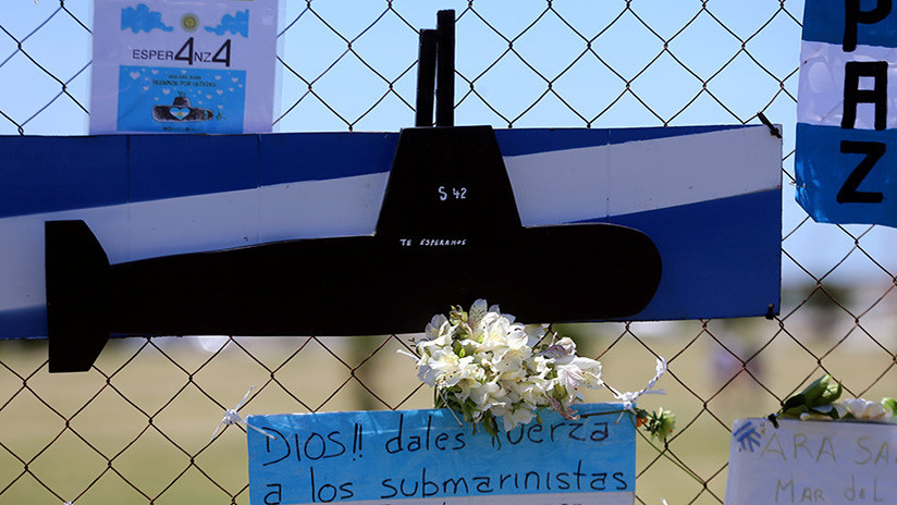 Ara San Juan, el ahora olvidado submarino Argentino desaparecido con 44 tripulantes a bordo - Página 3 5a207e05e9180f773a8b4567