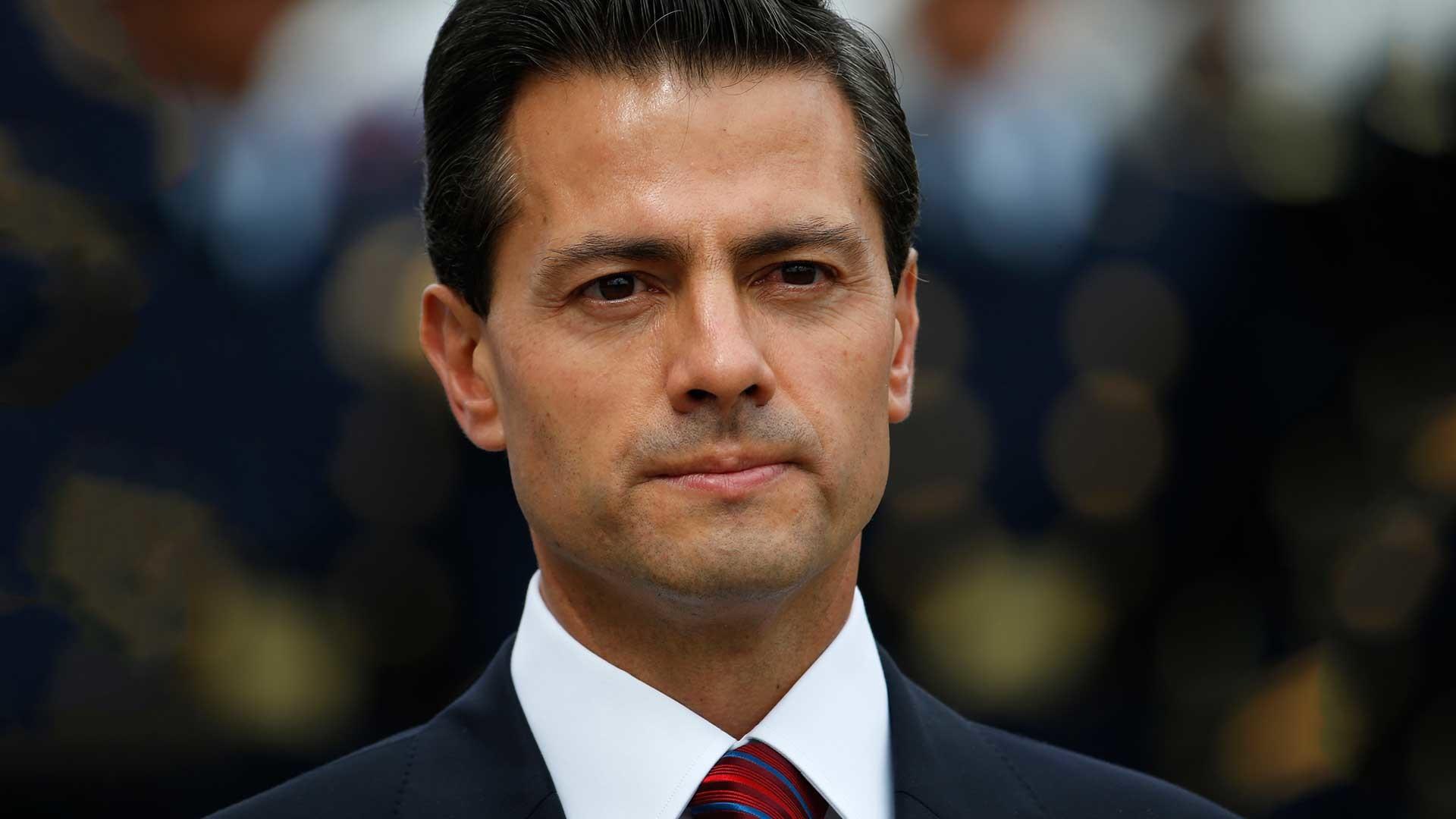 Las 5 cosas que Peña Nieto no quiere que el mundo sepa