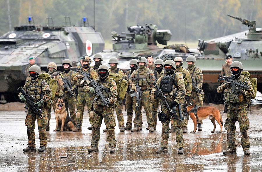 Unión - Nueva estructura de Defensa de la Unión Europea. Pesco, Cooperación Estructurada Permanente. - Página 3 5a02eb5908f3d9422b8b4568