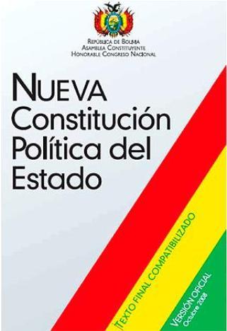 Constitución Política del Estado boliviano