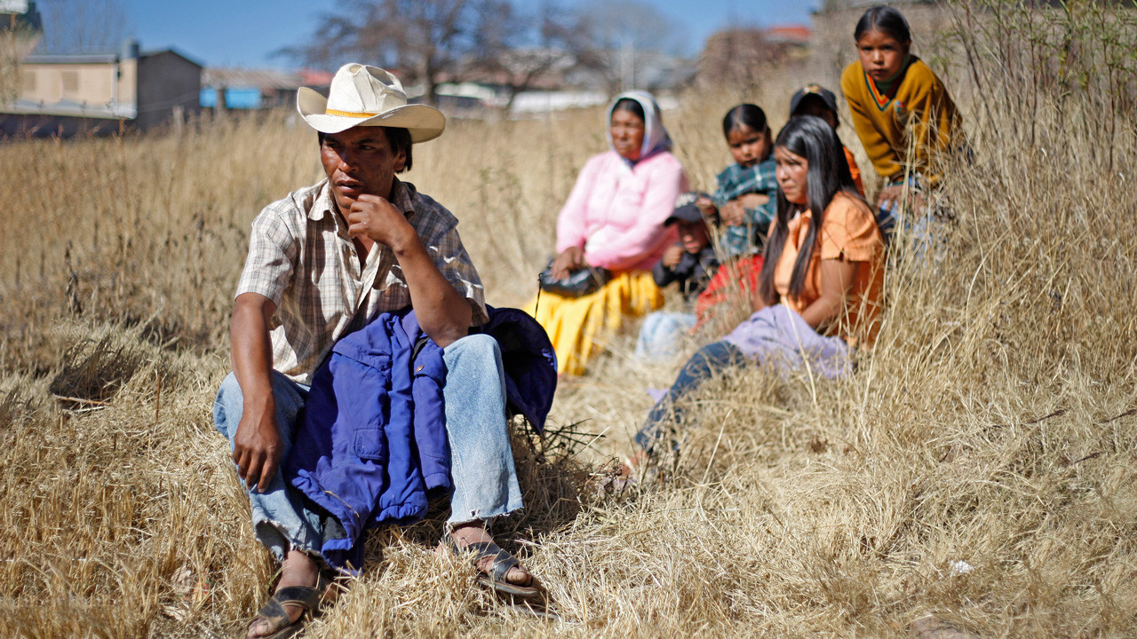 El 'crimen' de no hablar español tiene a más de 8.000 indígenas mexicanos en la cárcel