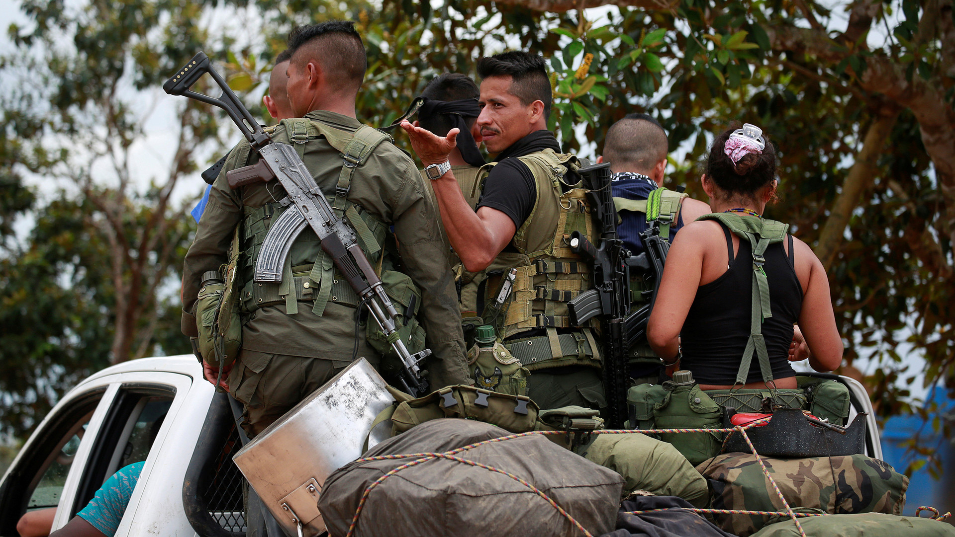 the revolutionary armed forces of colombia essay This is the official website of the farc-ep/colombia in english.