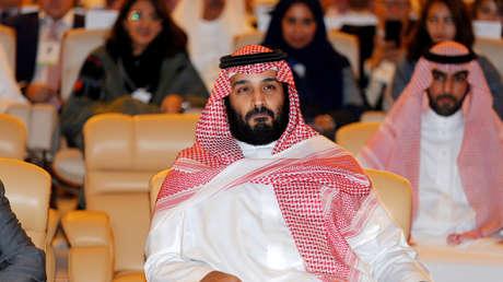 El príncipe heredero de Arabia Saudita, Mohamed ben Salmán, lidera el Comité contra la corrupción en el país.