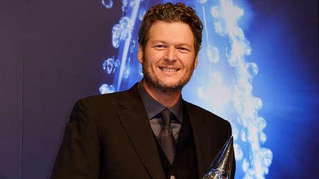 Blake Shelton, cantante estadounidense de música country.
