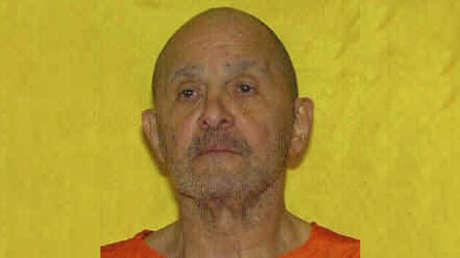 Foto de archivo del condenado a muerte Alva Campbell en Lucasville, Ohio, EE.UU.