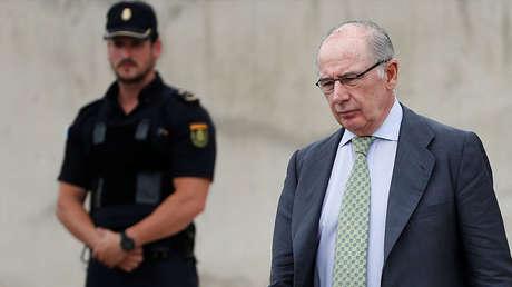 Rodrigo Rato, exministro español de Economía y exdirector del FMI