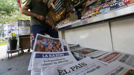 Varios medios españoles han publicado numerosa información sobre la supuesta injerencia rusa en España.