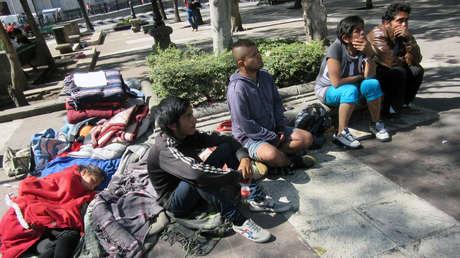 Callejeros en la Ciudad de México