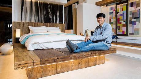 Lee Su-jin, fundador y director ejecutivo de Yanojla.