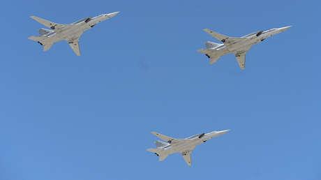 Bombarderos Tu-22 M3