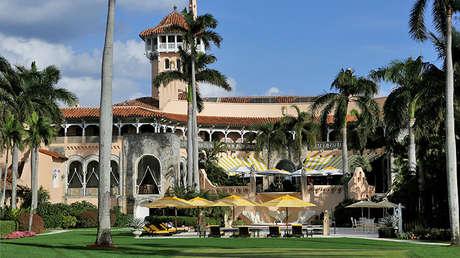 Mar-a-Lago, complejo privado del presidente de EE.UU., Donald Trump.