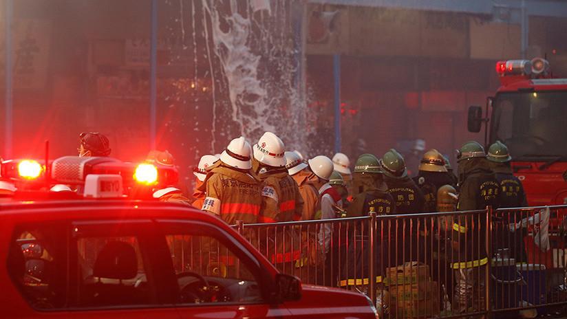 Japón: Una explosión en una planta química deja varios heridos, algunos de gravedad