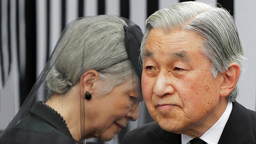 Abdicará en abril de 2018 el emperador japonés Akihito