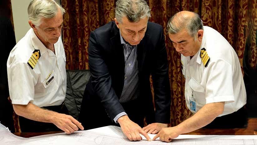 Macri suspende su agenda para dirigirse a los argentinos tras el naufragio del submarino