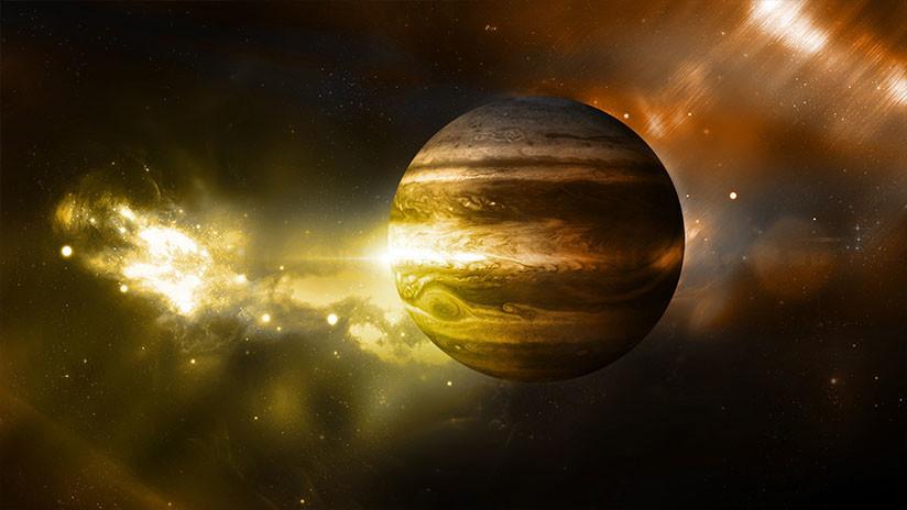 """""""Jeroglíficos"""" de Júpiter, en extraordinaria imagen"""