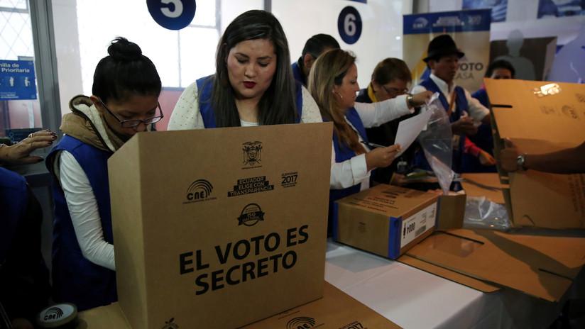 Plebiscito polémico: Ecuador celebrará una consulta popular el 4 de febrero de 2018