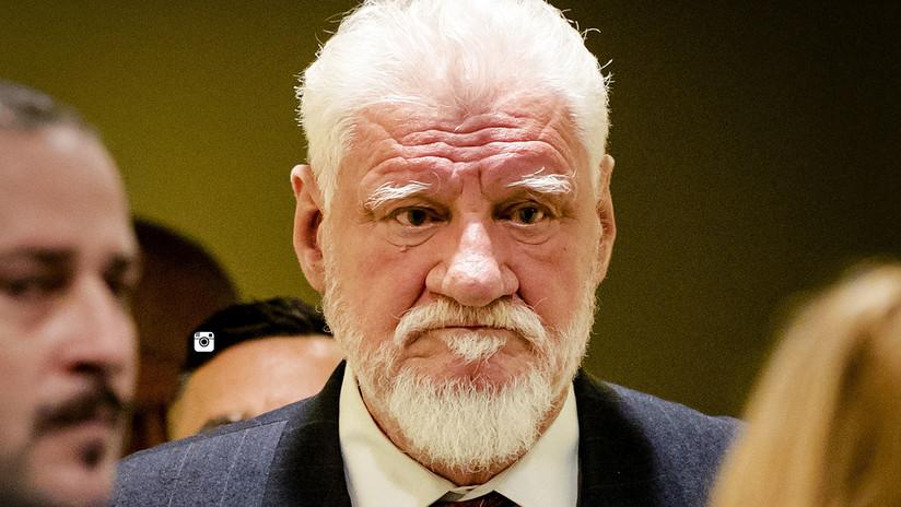 Suicidio en el Tribunal de la Haya: Difunden la última voluntad del general Praljak