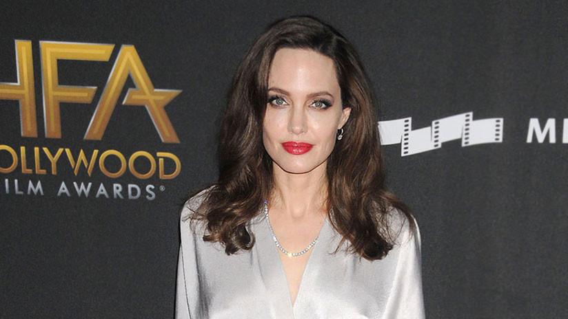 'Novia cadáver': La Red se burla de una iraní con 50 operaciones para parecer Angelina Jolie (FOTOS)