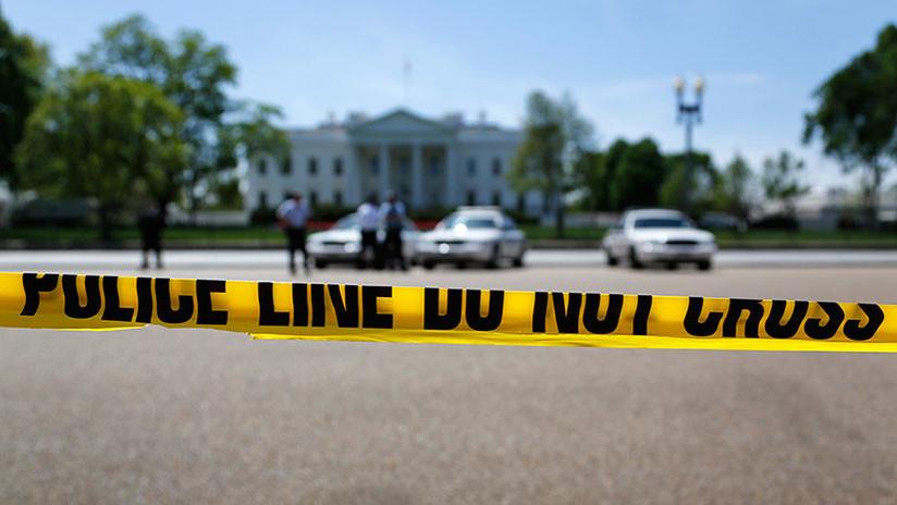 """EE.UU.: La Policía recibe un aviso sobre la presencia de un """"tirador activo"""" сerca de la Casa Blanca"""