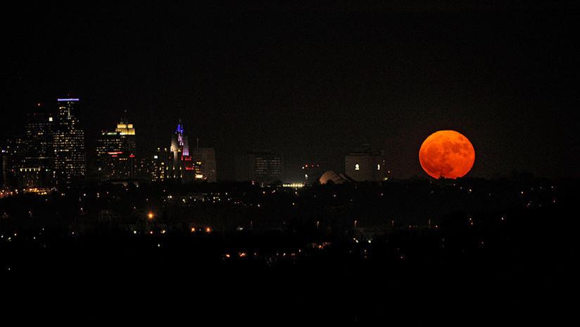 ¿Cómo ver la única Súper Luna de este año?