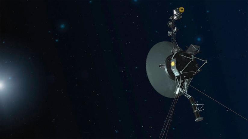 La sonda Voyager 1 enciende un conjunto de propulsores inactivos durante 37 años