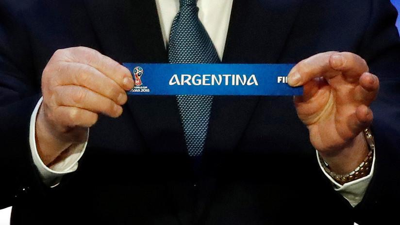 VIDEO: Argentinos con entradas para ver a Islandia reaccionan así al ver que cayó en su mismo grupo