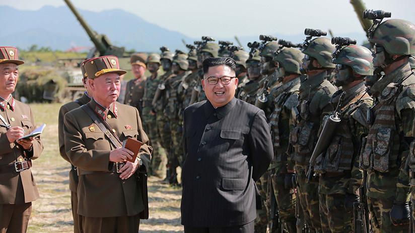 """Asesor de Trump: La probabilidad de una guerra con Corea del Norte """"aumenta cada día"""""""