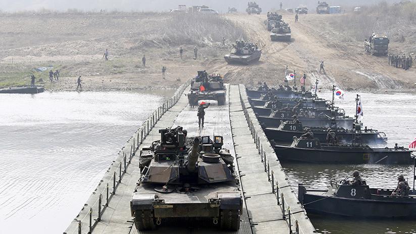 El canciller ruso pronostica a dónde podría lanzar Corea del Norte su primer ataque nuclear
