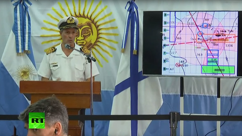 Ara San Juan, el ahora olvidado submarino Argentino desaparecido con 44 tripulantes a bordo - Página 3 5a23f737e9180f1a668b4567
