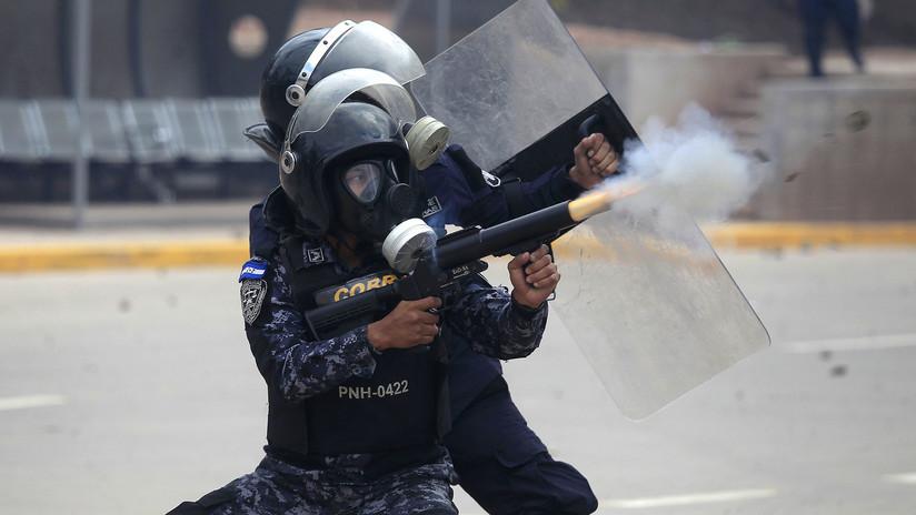 Quién era la estudiante que murió en los disturbios de Honduras cuando los militares abrieron fuego